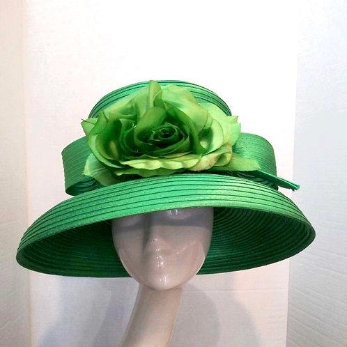 Emerald Green Lampshade