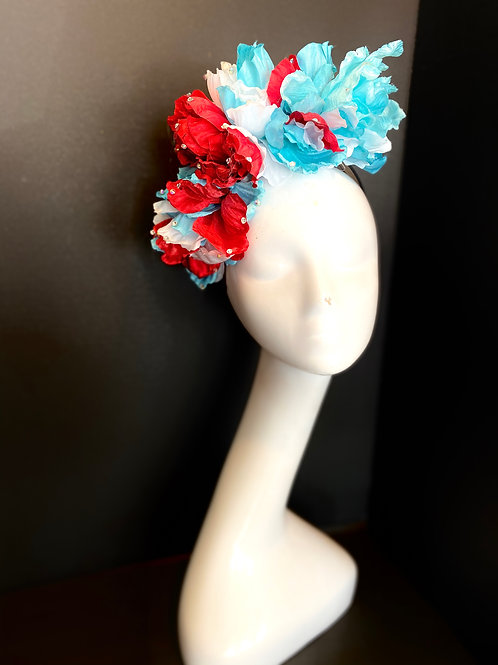 """The """"Isabelle"""" Floral Band"""