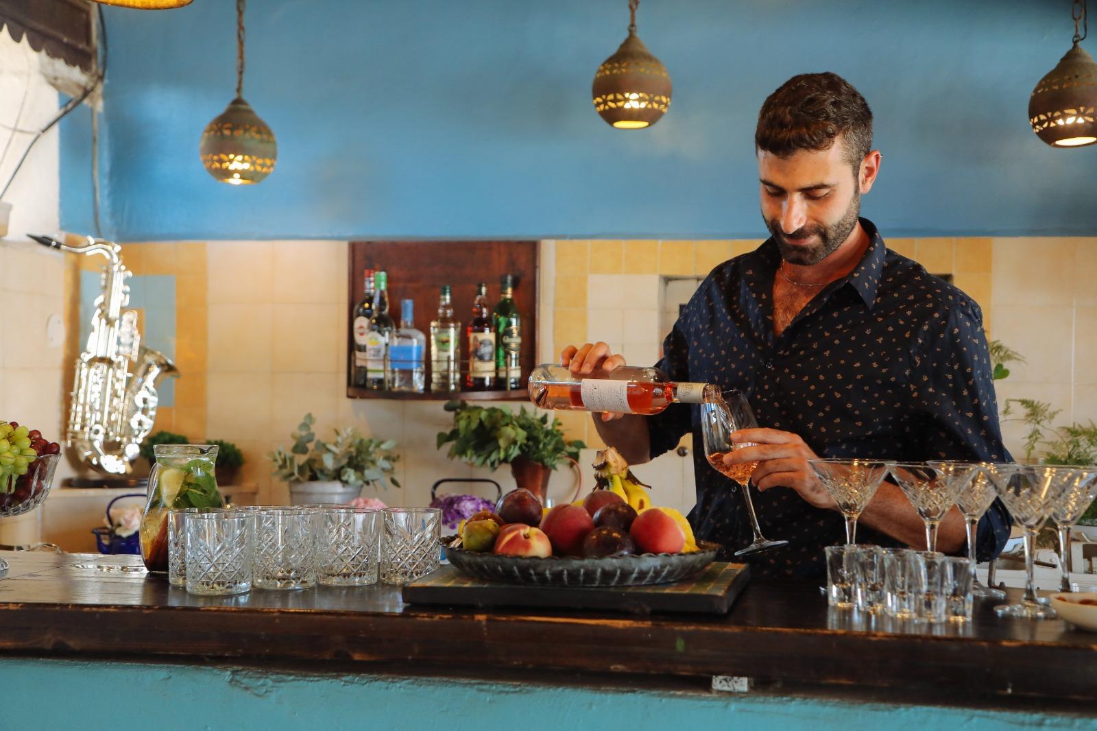 8. the bar and barman