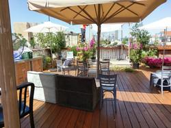 Fuchia Bouganvillea Jaffa Rooftop (5)
