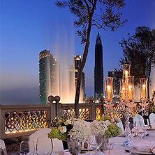אירועי חברה באמירויות דובאי אבו דאבי ארוחות ערב על גג אינסנטיב תמריץ