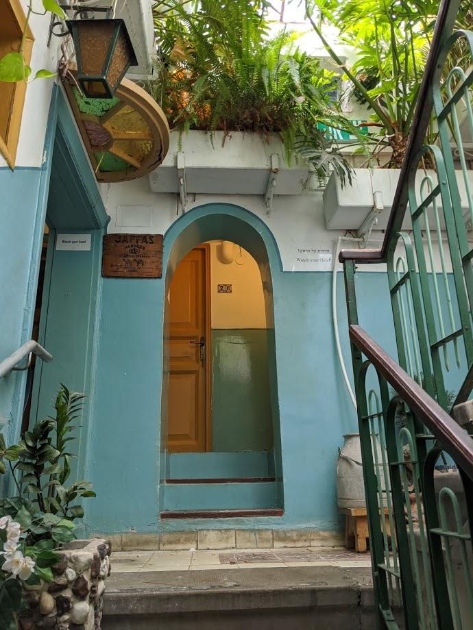 6. stairwell 3