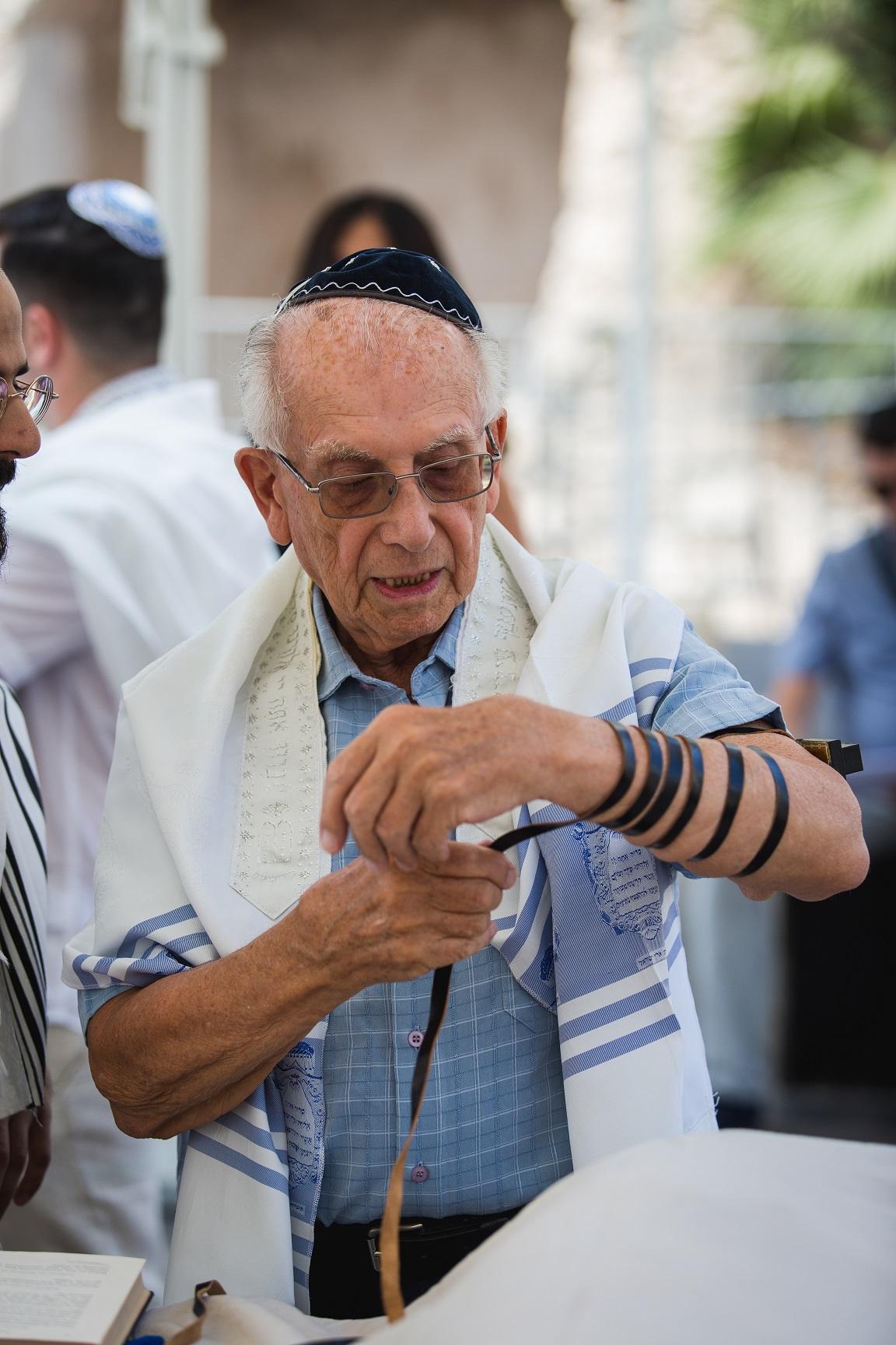 Brians Bar mitzvah (158)