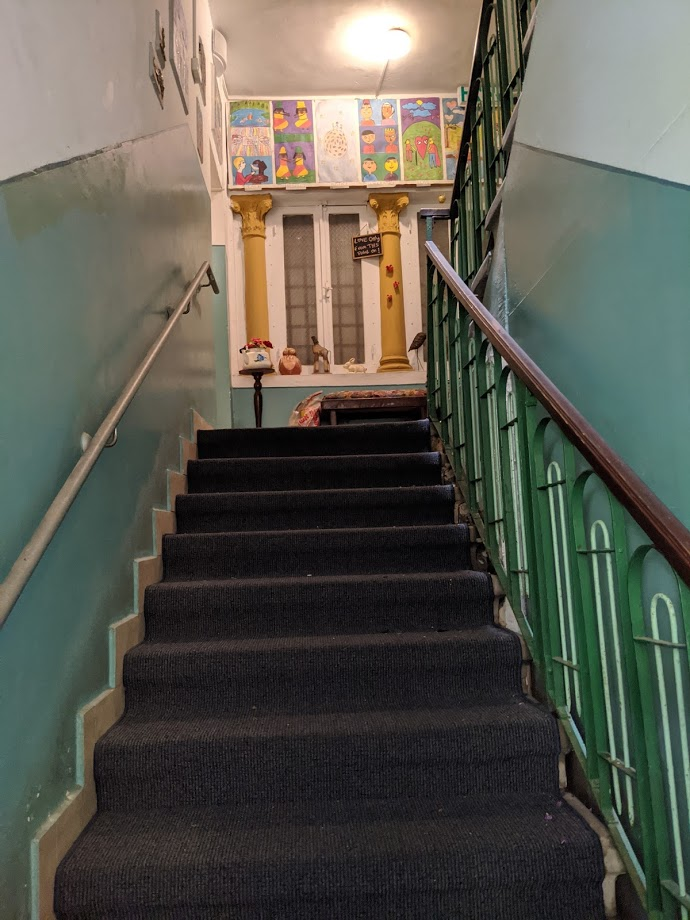 3. stairs 1