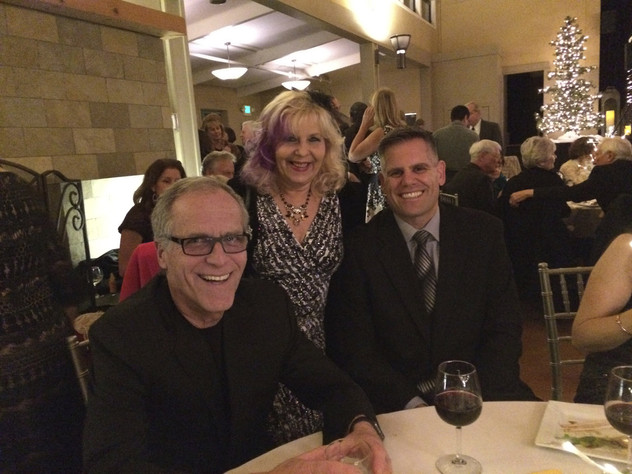 10 Michael Lappert, Joanie, Todd Cusiman