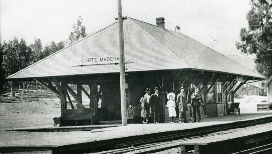 Corte Madera Memories Website