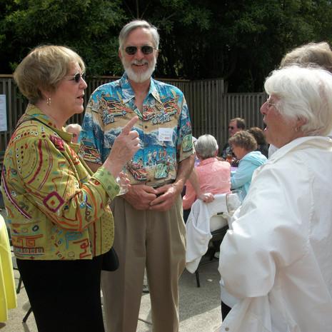 Mary O'Malley, Vaso Medigovich & Nancy S