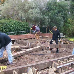 3 Joists are dismantled and salvaged.jpg