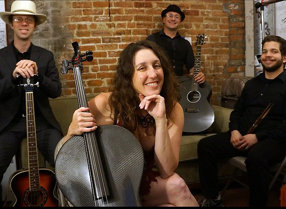 Corte Madera Summer Concerts - Dirty Cello