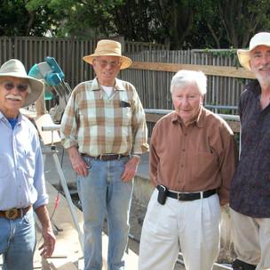 37 Bob Bundy, Alan Best, Alex McLean and