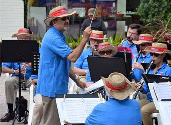 Corte Madera Summer Concerts - Corte Madera Town Band