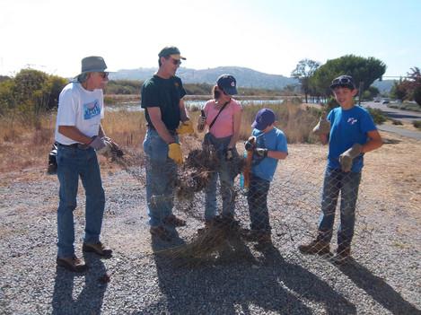 - Bob & Family at Coastal Cleanup 2.jpg
