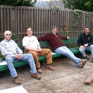 5 Volunteers take a lunch break.jpg