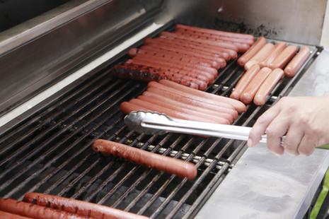 4 - Hot Dog Lunch 1.JPG
