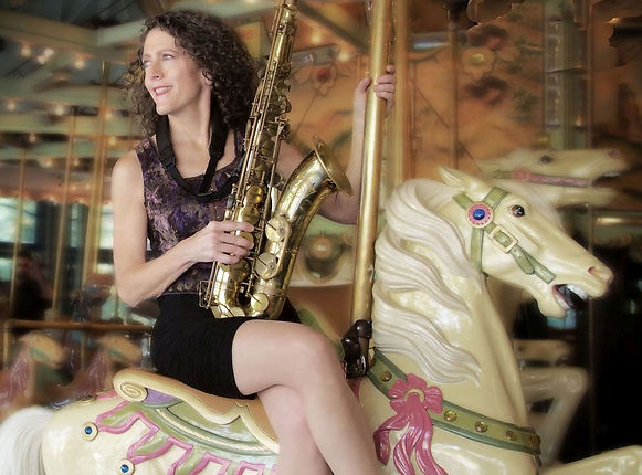 Corte Madera Summer Concerts - Nancy Wright and the Rhythm and Roots Band