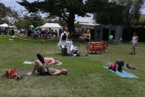 12 - Yoga on the Grass.JPG