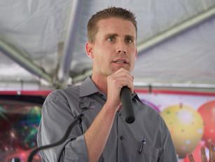 State Senator Mike McGuire