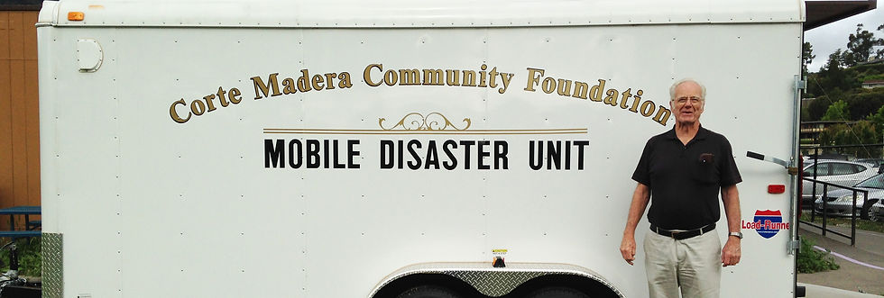 Corte Madera NRG Mobile Disaster Unit