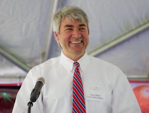 Mayor Sloan Bailey