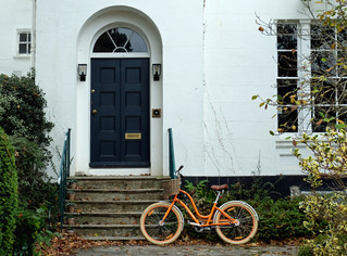 freewheeling in orange