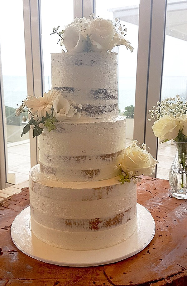 Northern Beaches Wedding Cakes