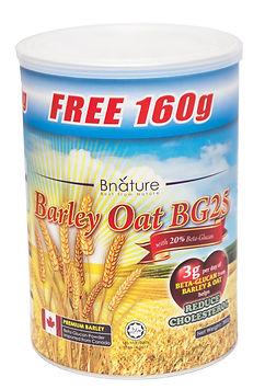 Barley Oat BG25