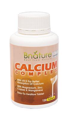 Bnature Calcium Complex