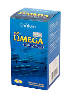 Bnature Omega Fish Capsule