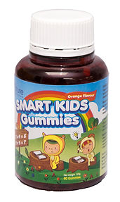 Smart Kid Gummies