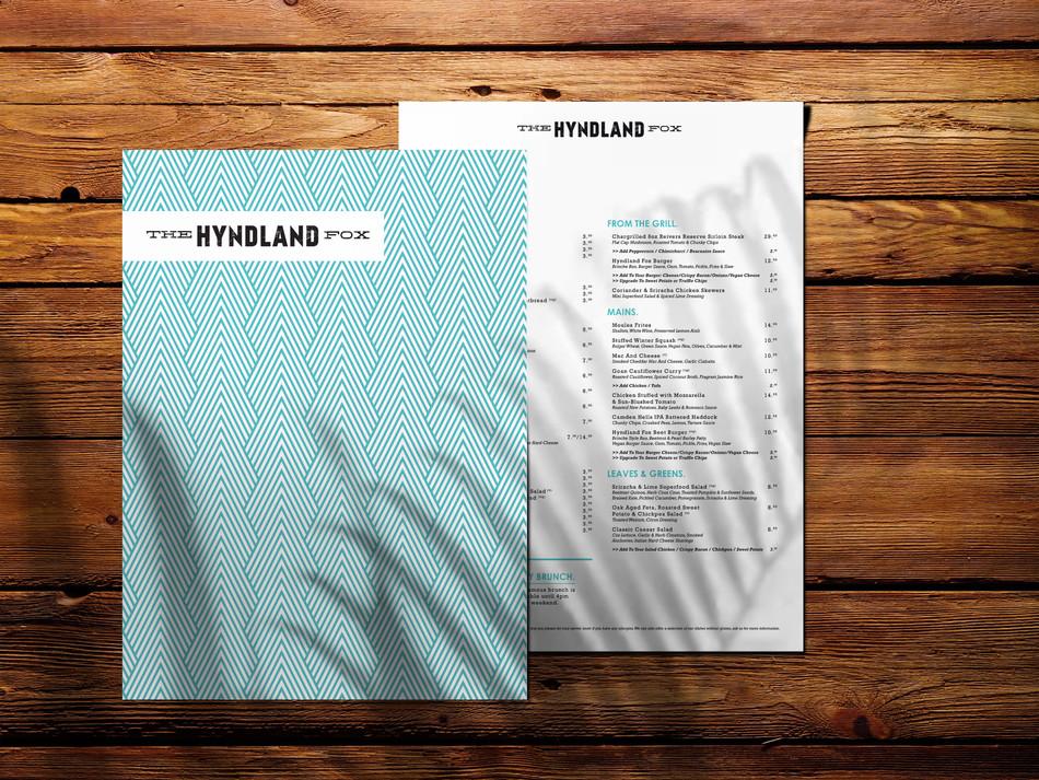 Hyndland Fox