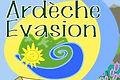 logo d'ardèche évasion