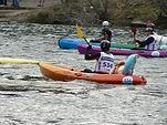 Canoë-kayak en Ardèche marathon des Gorges