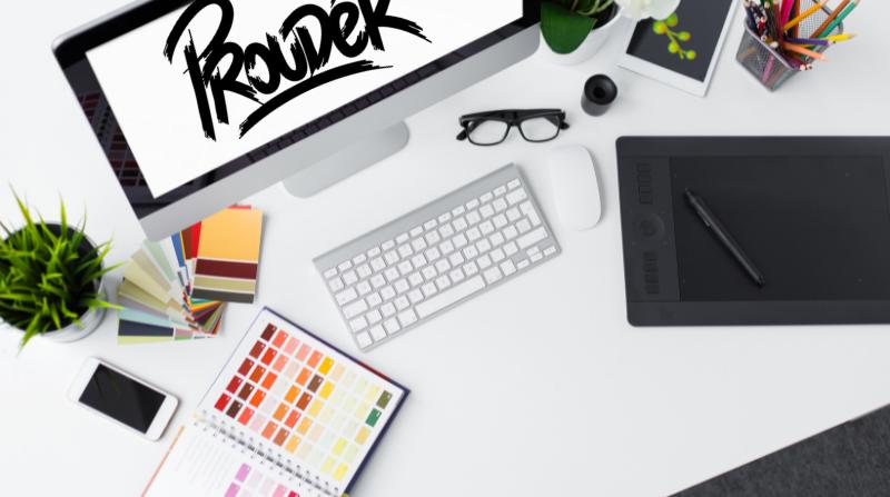 Prouder er Norges beste russelogo designer