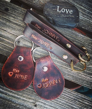 'Couples Keychains'