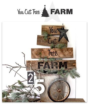 You Cut Tree/Apple FARM set