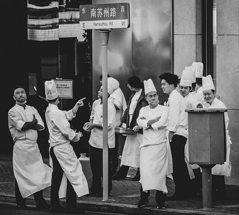 A Flock of Cooks
