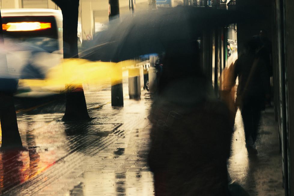 Pluie urbaine
