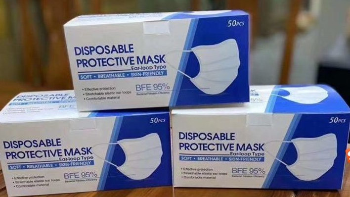 50 Face Mask
