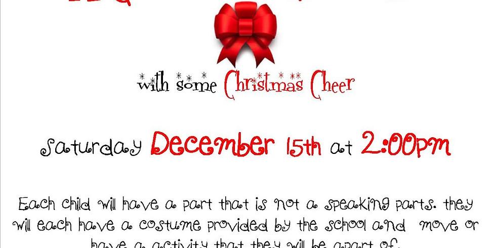Prek Christmas Program