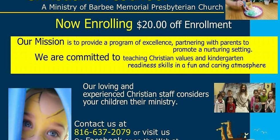 Enrollment for the 2021/22 school year