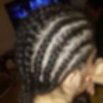 #cornrows #braids #partyinbraids_#modern salon #erikas_salon