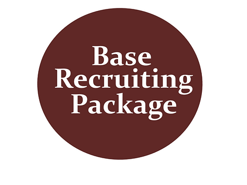 Arkansas Bombers - Base Recruiting Package plus Skills Video