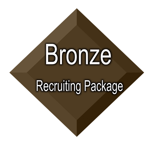 Bronze Recruiting Package plus Skills Video