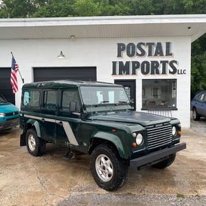 SOLD - 1988 LAND ROVER 110