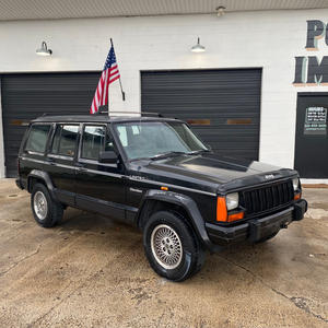 SOLD -  JEEP CHEROKEE LIMITED SE