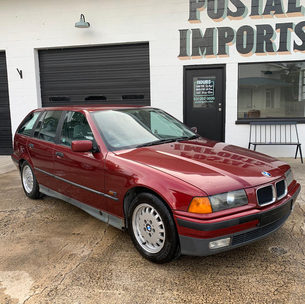 SOLD - 1995 BMW 320I TOURING