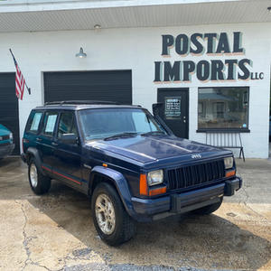 SOLD - 1996 Jeep Cherokee