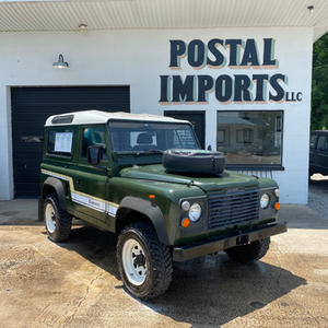 SOLD - 1988 LAND ROVER 90 EX-MOD