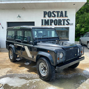 SOLD - 1996 LAND ROVER DEFENDER 110 W/ FACTORY AC