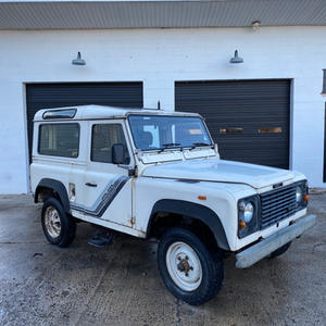 SOLD - 1990 LAND ROVER 90
